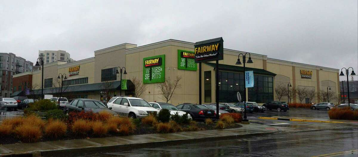After the company filed for bankruptcy, the Fairway Market at 699 Canal St., in Stamford, Conn., is remaining open.