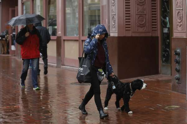 Spring offers no respite from storms dousing Bay Area this week
