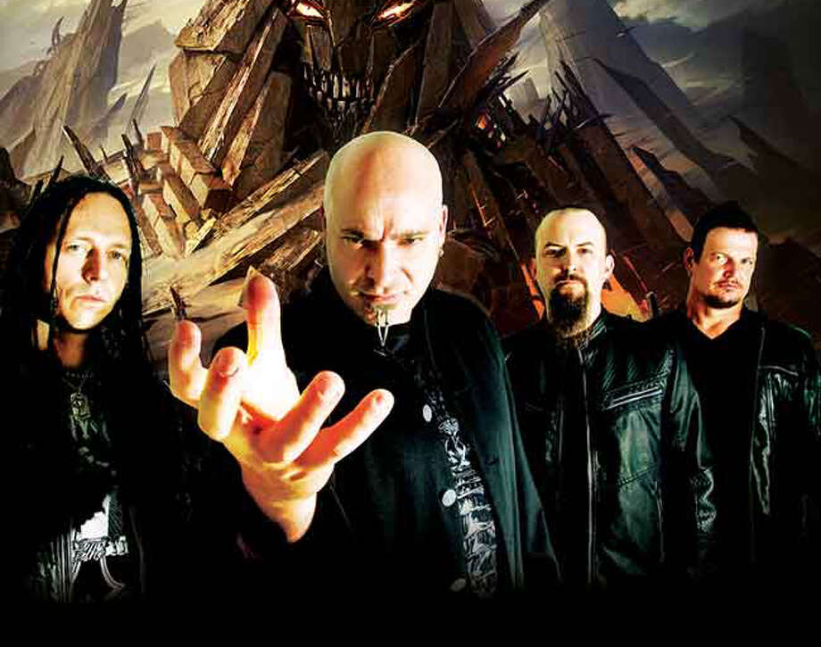 Disturbed is coming to the Dow Event Center this year. Photo: Http://www.disturbed1.com/