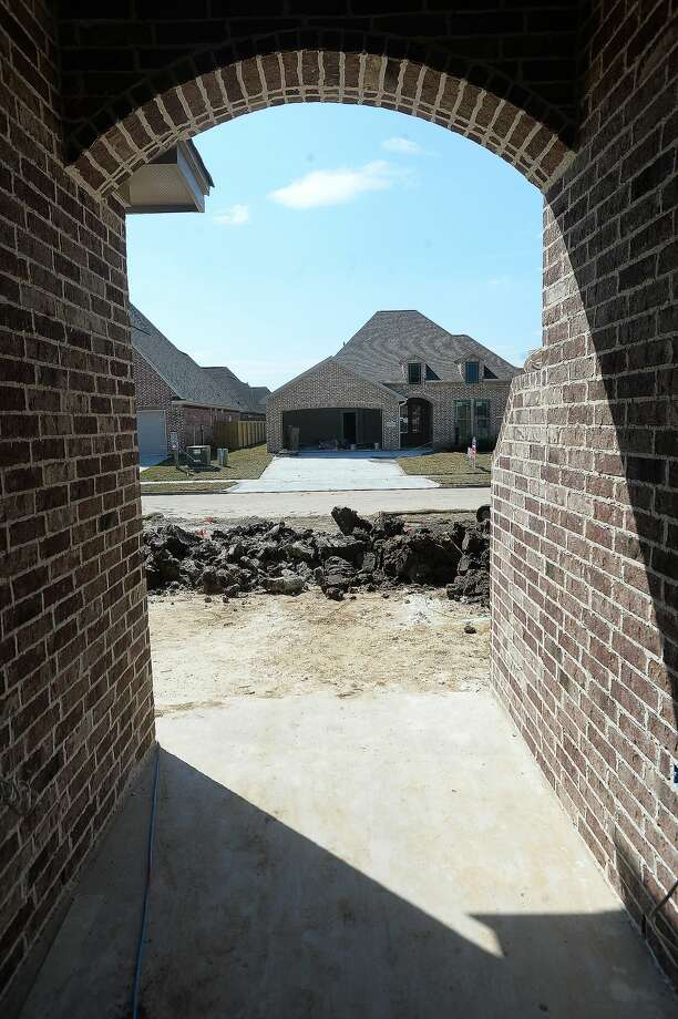 Trademark Homes has several projects in construction in the Fairefield subdivision, one of the recent housing developments underway in Beaumont. The city was recently listed fourth on a list of most affordfable housing markets in Texas by HomeArea.com, a real estate data company. Photo taken Wednesday, March 20, 2019 Kim Brent/The Enterprise Photo: Kim Brent/The Enterprise