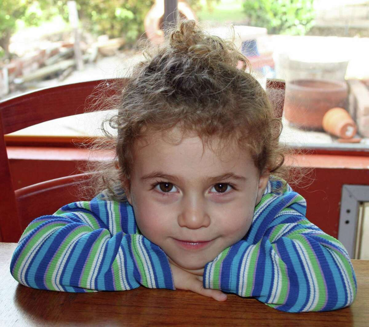 Avielle Richman, one of the victims of the Sandy Hook Elementary School shootings in Dec 2012.