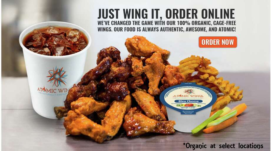 Atomic Wings is opening its first Capital Region location in Guilderland in April 2019. Click through the slideshow for more restaurants opened, closed or coming soon. Photo: Atomicwings.coom
