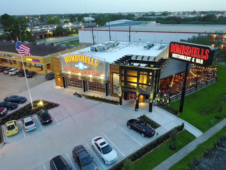 The new Bombshells in Tomball resembles the Bombshells on U.S. 290 in northwest Houston. Photo: RCI Hospitality Holdings