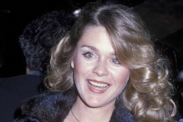 Denise DuBarry attends the grand opening of Neiman Marcus Department Store on February 16, 1979 in Beverly Hills, California. (Photo by Ron Galella/WireImage)