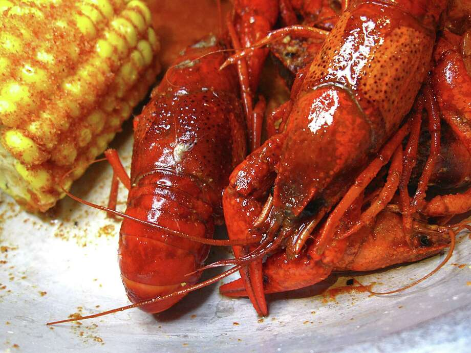 An all-you-can-eat crawfish event is happening this Saturday at the seafood and gumbo spot. For $24.99 a person, guests will get all the crawfish they can eat with corn and potatoes, according to online promotions. Photo: Mike Sutter /Staff