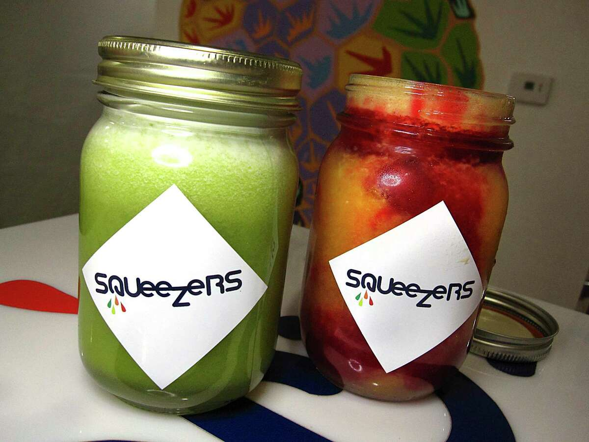 Squeezers juice bar in Southtown, with creations like the Martian and the Most Pop, is opening a second location near the Pearl this summer.
