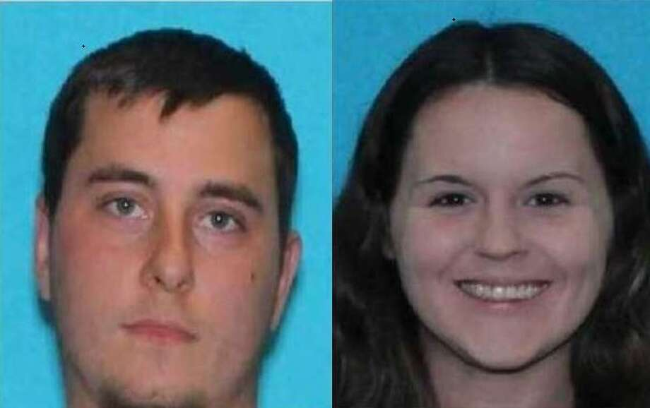Jordan Laffitte, 25, and Tori Brady, 22, are wanted on felony theft. Photo: Courtesy Of Montgomery County Sheriff's Office