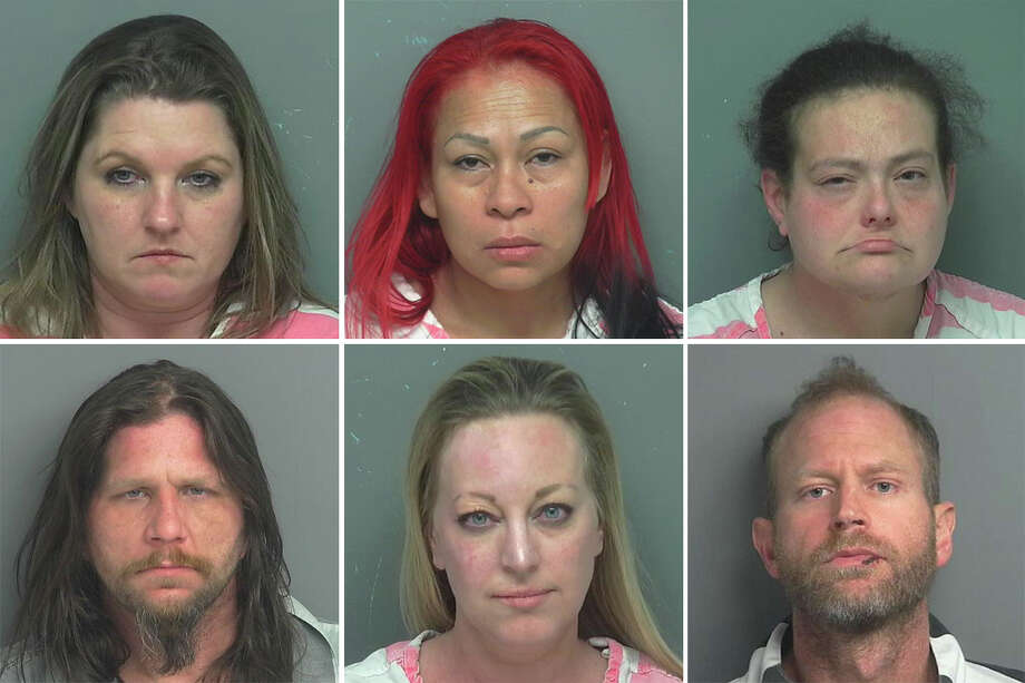 PHOTOS: Felony DWI arrestsOfficials arrested 20 on felony DWI charges throughout the month of February in Montgomery County.>>>See mugshots and charges of the accused... Photo: Montgomery County Sheriff's Office