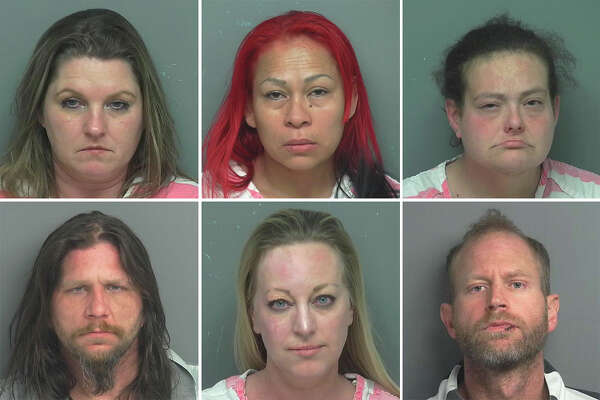 PHOTOS: Felony DWI arrestsOfficials arrested 20 on felony DWI charges throughout the month of February in Montgomery County.>>>See mugshots and charges of the accused...