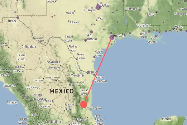 Map shows how climate change will affect Houston 60 years ... on usa map, sugarland tx map, lafayette map, katy map, tulsa map, woodlands map, mexico city map, kentucky map, porter tx map, toronto canada map, dallas map, harris county map, chicago map, galveston map, california map, whistler map, new orleans map, texas map, philadelphia map, united states map,