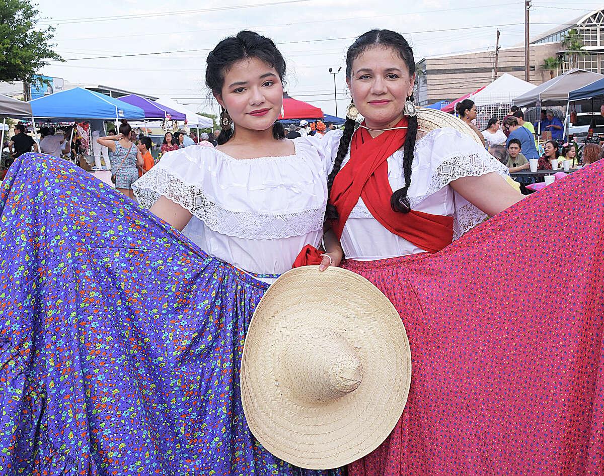 Laredoans enjoyed the sights, shopping and food at Spring 2019 Mercadito Fest, Sunday, March 24, 2019.