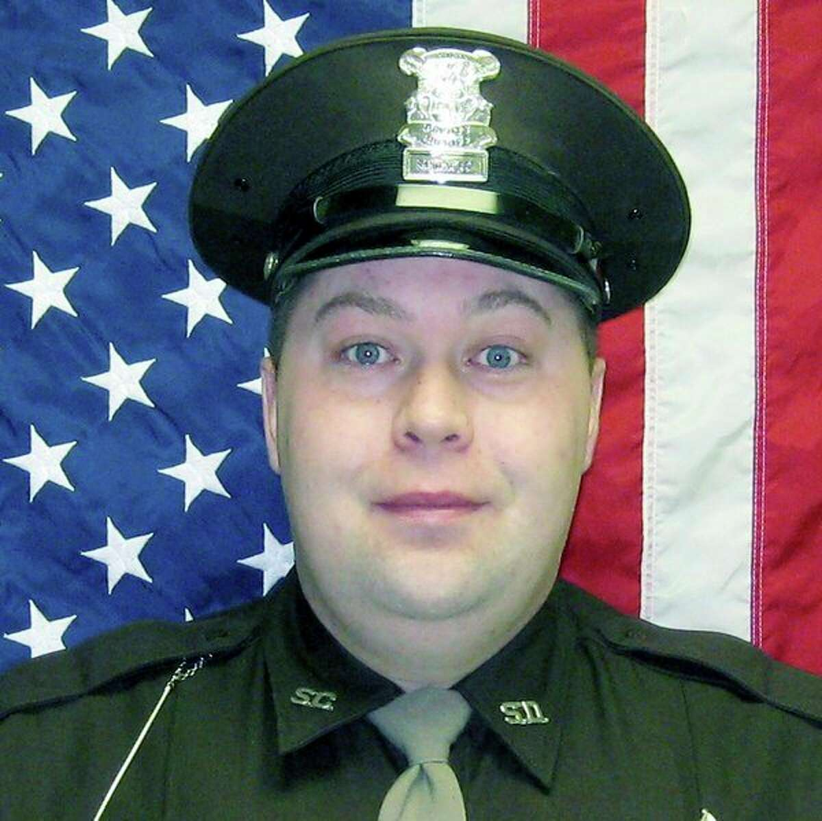Uniform Services Lt. Nathan Smith