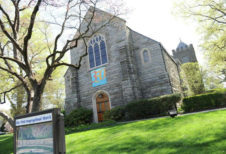 The First Congregational Church of Old Greenwich, founded in 1665, will hold its annual Homecoming event at 10 a.m. Sundayon the front lawn of the church at 108 Sound Beach Ave. The event will include family, friends, food and fun, with bouncy houses, a roaming magician and face painting. All are welcome. Visit www.fccog.org for more informaiton. Photo: File / Tyler Sizemore / Hearst Media Connecticut / Greenwich Time