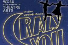 """Crazy for You"" runs April 4-April14 in the MainStage Theatre of the Visual and Performing Arts Center on Western Connecticut State University's Westside campus in Danbury."