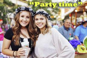 Edwin Salazar: Party time