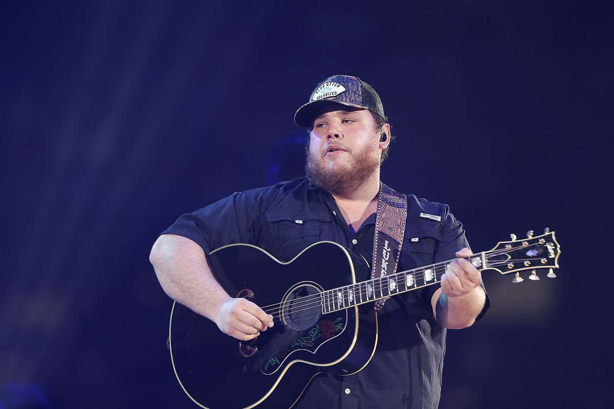 Luke Combs fans who didn't get a chance to see him at his surprise performance at John T. Floore's Country Store in June, can catch him at the AT&T Center in December.