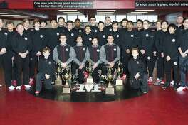 The St. John's School wrestling team repeated as SPC champions in 2019, also winning the Texas Prep State title and its first Texas State Duals crown. The Mavericks added their first All-Americans at the National Prep Wrestling Championships.