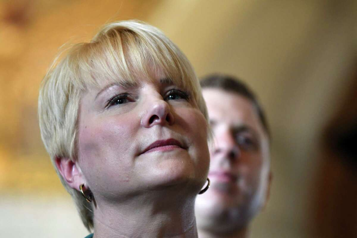 Assembly member Mary Beth Walsh (Will Waldron/Times Union)