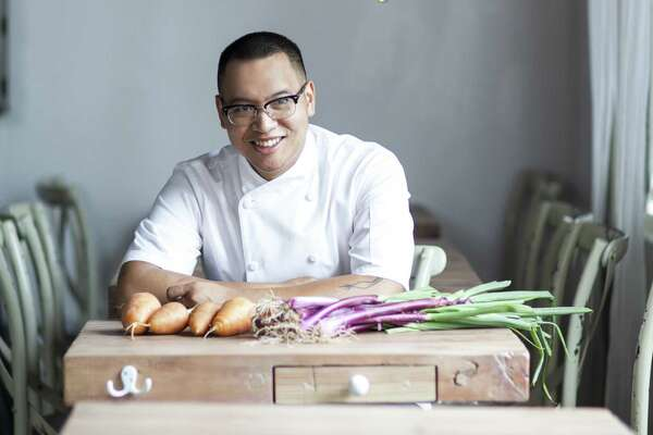 Justin Yu, chef-owner of Theodore Rex, won a James Beard Award for his work at Oxheart.