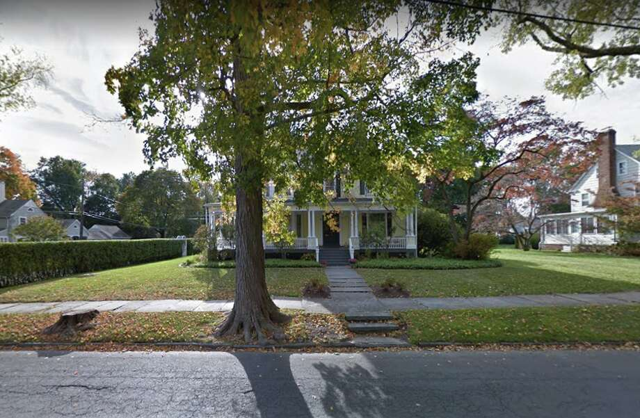 The house at 62 Deer Hill Ave. in Danbury sold for $550,000. Photo: Google Maps