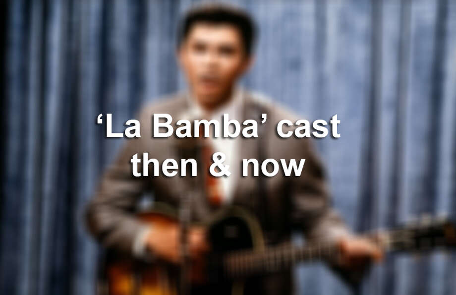 The cast of 'La Bamba' : Then & Now. Photo: Columbia Pictures