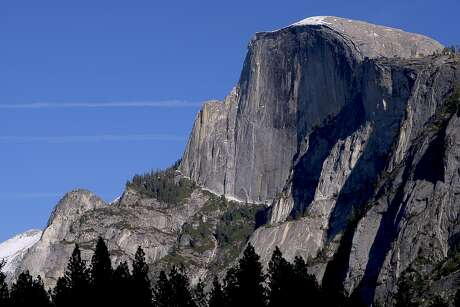 The deadline to apply for the annual lottery for permits to climb Half Dome is Sunday, March 31