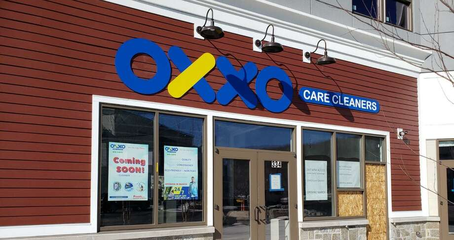Oxxo Care Cleaners at 334 Center Rock Green in Oxford. Photo: Contributed Photo / Connecticut Post Contributed
