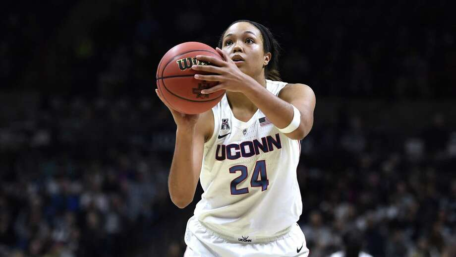 UConn's Napheesa Collier. Photo: Jessica Hill / Associated Press / Copyright 2019 The Associated Press. All rights reserved