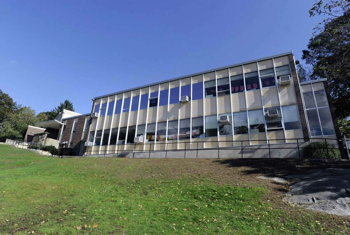 The Stanwich School in Greenwich Thursday, Oct. 20, 2011.