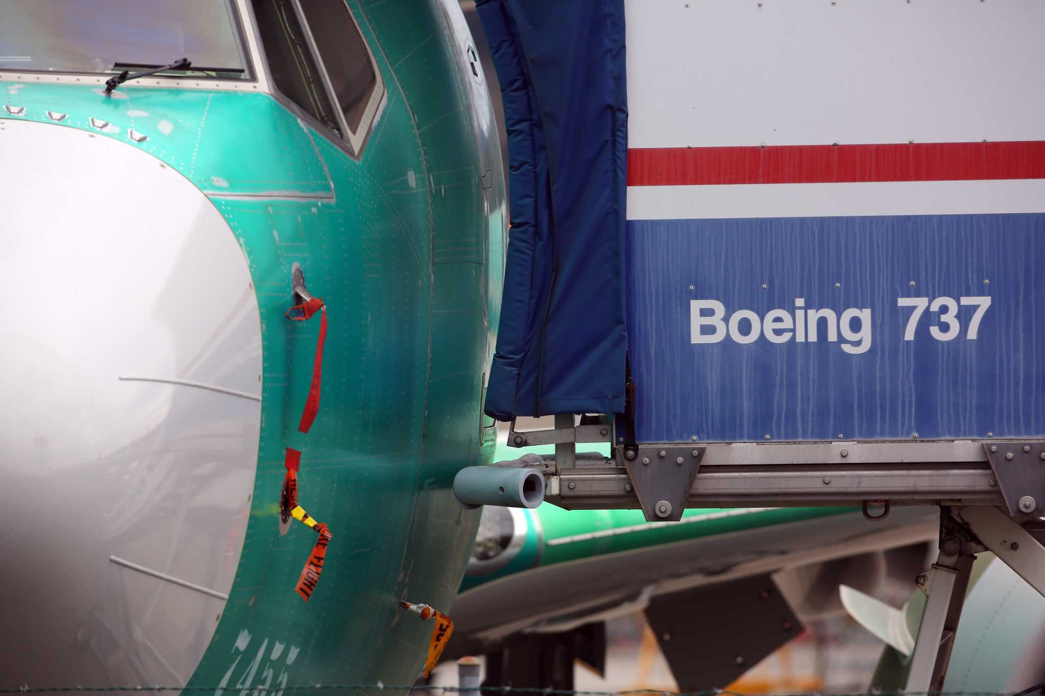 Boeing to hire hundreds to support grounded Max fleet in Moses Lake