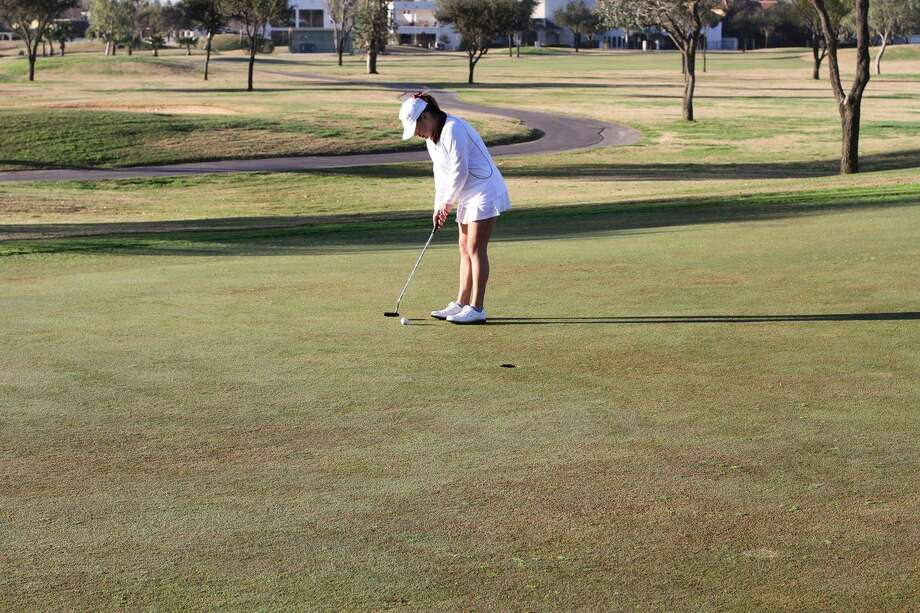 The TAMIU women's golf team finished in 15th place Monday at the Cheapo Classic in Pueblo, Colorado Photo: Courtesy Of TAMIU Athletics /file