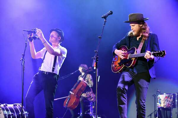 Spac Schedule 2020 SPAC announces first show of 2020   The Lumineers
