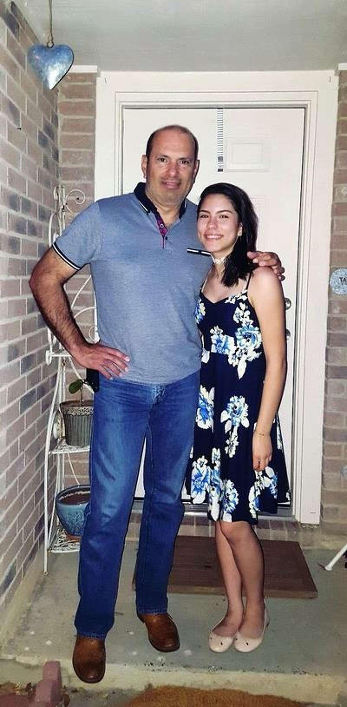 Jesús Guerrero Jr. y Galilea Guerrero perdieron la vida en el accidente.