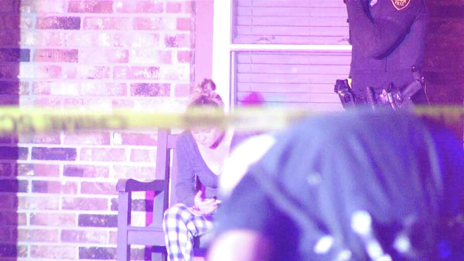 A man was shot to death early Tuesday in the 12400 block of Walthampton Street, according to police. Photo: Ken Branca