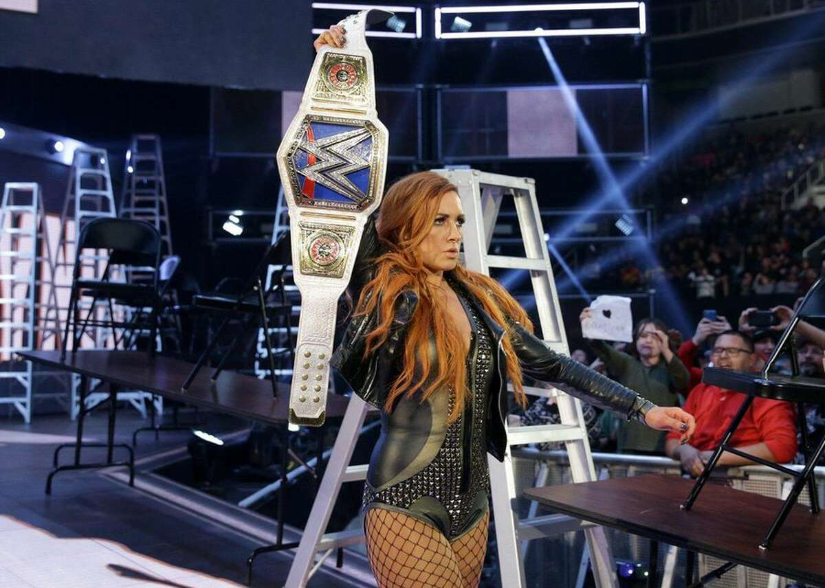 Becky Lynch has been the most popular wrestler in all of WWE since last summer. Declaring herself The Man, Lynch won the women's Royal Rumble match in January and, along with Charlotte Flair and Ronda Rousey, became the first woman to main event WrestleMania.