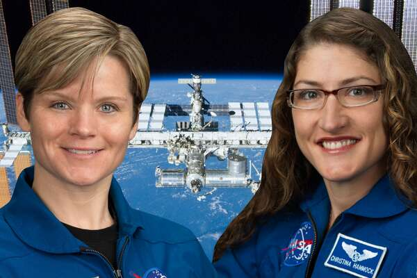 NASA had to cancel the first all-female spacewalk in history because it didn't have spacesuits in the right size.