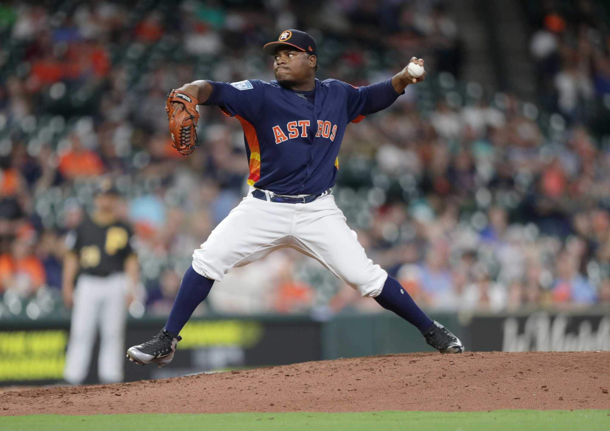 806a3d1aa Astros option Framber Valdez to Triple A