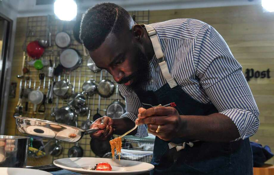The 'Top Chef' judges never ate Eric Adjepong's finale meal. This is what it tastes like.