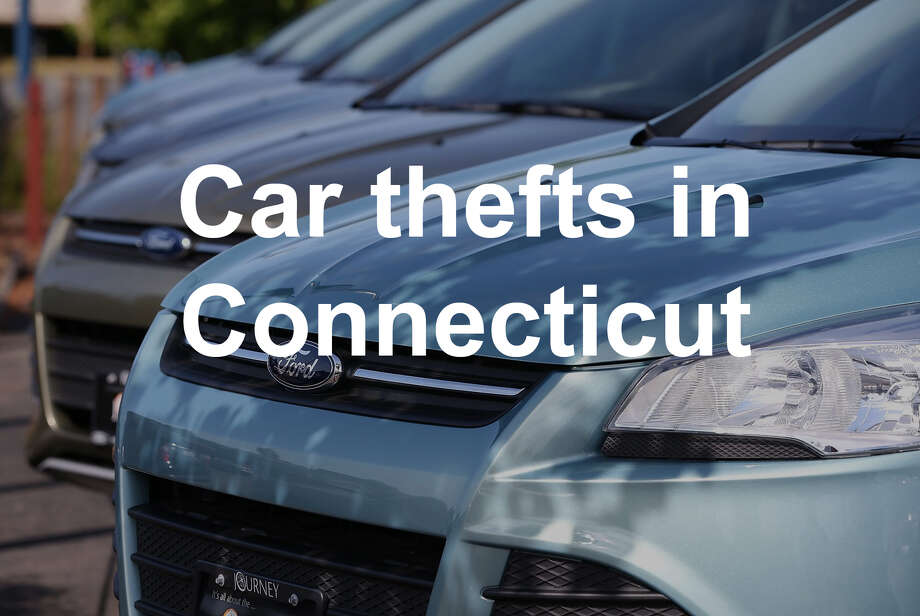 >>Click through the slideshow to see town-by-town car theft numbers in Connecticut. Photo: Getty