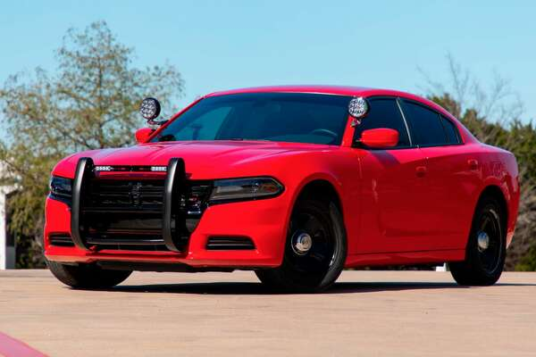 2018 DODGE CHARGER POLICE. See more details on the Mecum Auctions website.