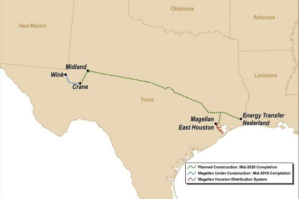 Oklahoma-based Magellan Midstream Partners is scraping plans for its proposed Permian Gulf Coast Pipeline amid ongoing discussions to combine the project with another crude oil pipeline.
