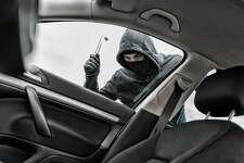 car theft stock