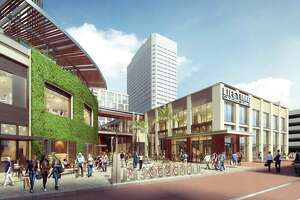Life Time will open a56,000-square-foot fitness club and more than 38,000 square feet of coworking space at GreenStreet in 2020.