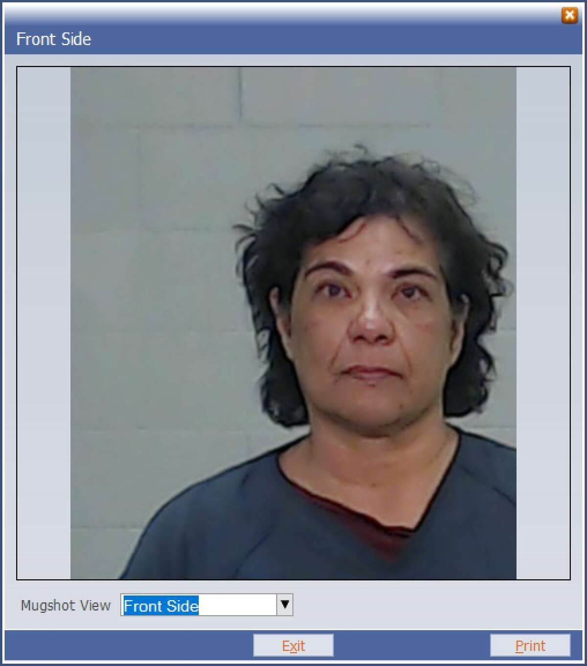 Linda Voss, the former principal at Travis Elementary in Odessa, was arrested after she was accused of failing to report a student who made an outcry about a substitute teacher in January, according to local broadcast station KOSA-TV. The student accused the substitute of sexual abuse, according to news reports.