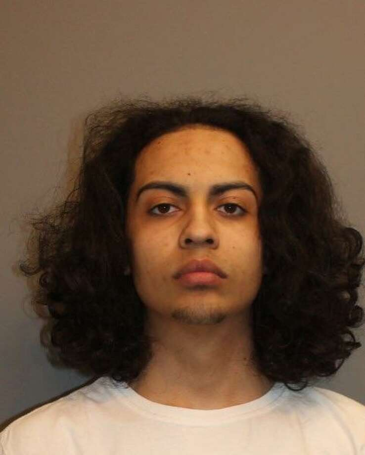 Niklas Wilson, 18, of Elmwood Avenue, Norwalk Photo: Norwalk Police Dept.