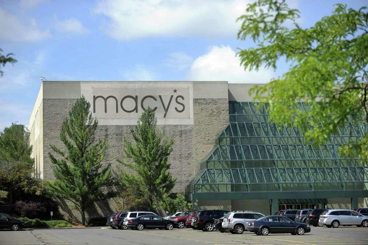 Macy's at the Danbury Fair mall, Thursday, August 11, 2016.