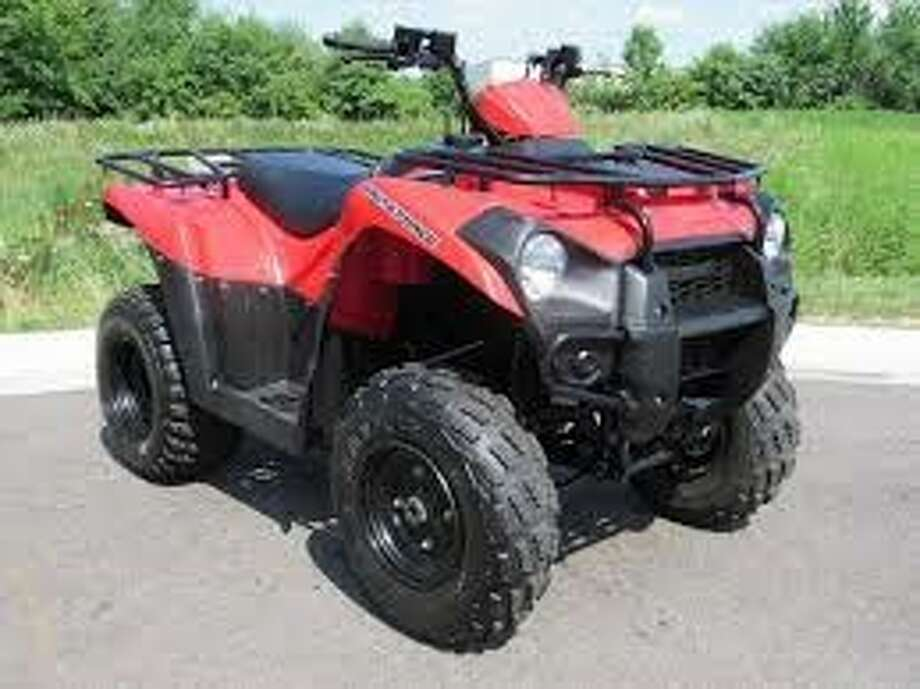 Police ask for help in finding stolen ATV - Times Union