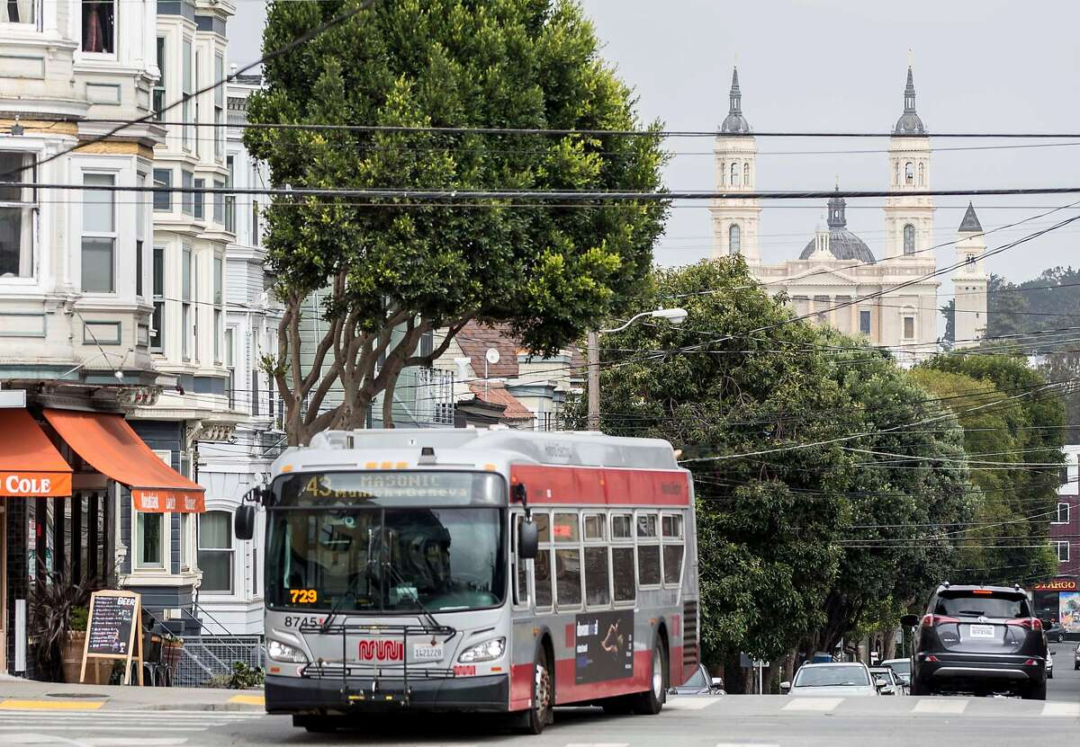 The SFMTA is working on a plan to revamp prediction times systemwide, but until then we're stuck with a less-than-perfect GPS tracking system.