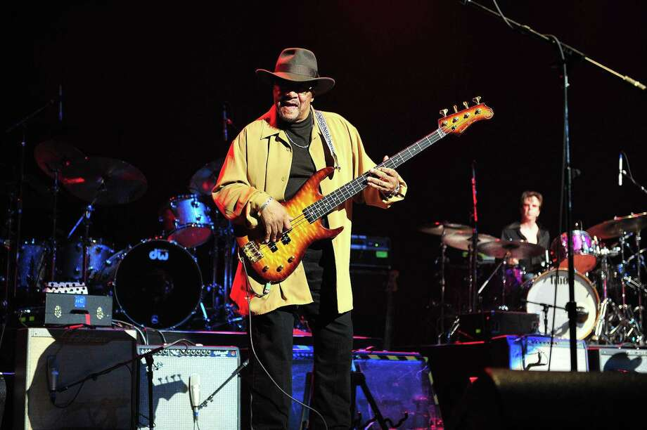 Billy Cox is a frequent guitarist for the Experience Hendrix tour. Photo: Experience Hendrix / Contributed Photo / Copyright Authentic Hendrix, LLC. All Rights Reserved.  Photo by Steven C. Pesant