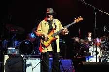 Billy Cox is a frequent guitarist for the Experience Hendrix tour.